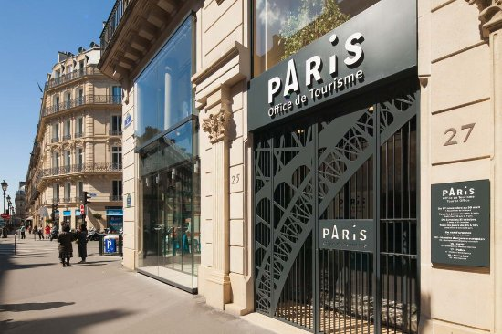 office de tourisme de paris