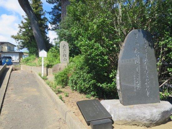 Tagajo, Japon : ちゃんと碑があります