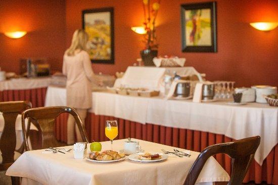 Hotel Restaurant Bon Retorn : Desayuno