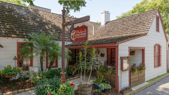 Michael S Tasting Room St Augustine Restaurant Reviews