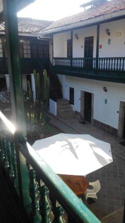 Casa Andina Classic Cusco Koricancha: Patio interior