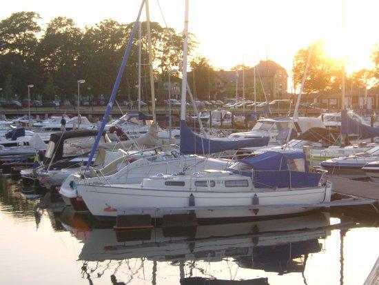 Бастад, Швеция: Båstad Harbour