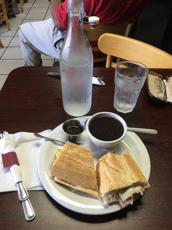 Palmetto, Floryda: Cuban sandwich