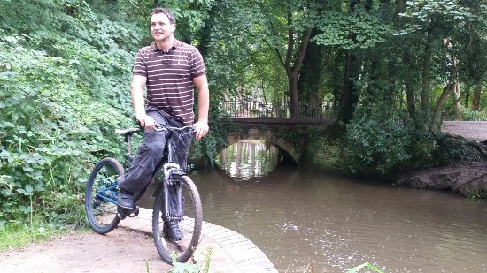 Coombe Abbey Hotel: Amazing ride!