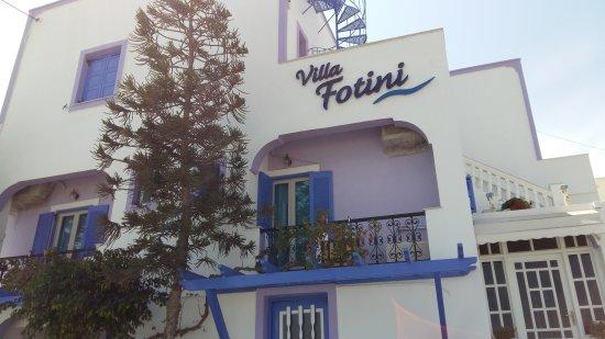Villa Fotini Photo