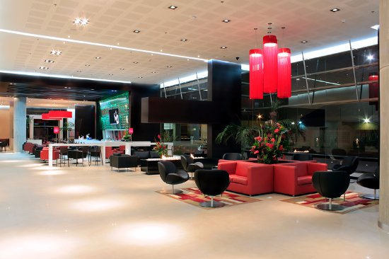 Radisson AR Hotel Bogota Airport: Lobby