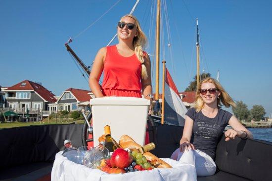 Koudum, Belanda: Ook sloepvaren behoort tot de mogelijkheden!