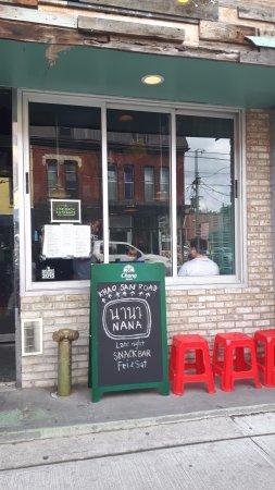 Khao San Road : location 785 queen street w