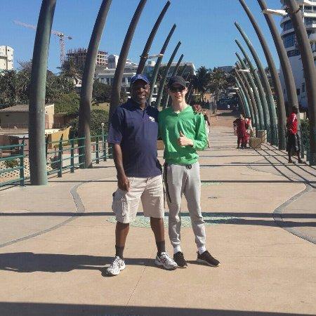 Johanesburgo, Sudáfrica: Umhlanga Beach - Durban