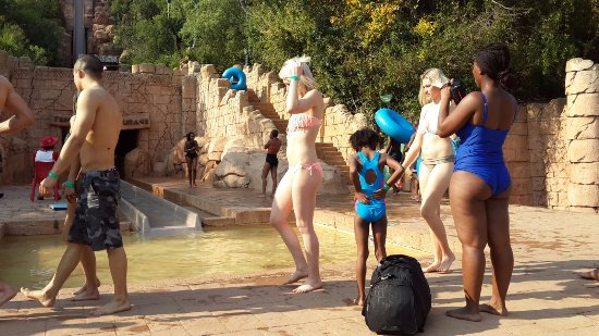 Greater Johannesburg, South Africa: Sun City Resort - Valley of Waves