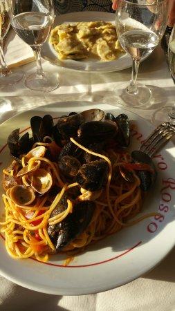 Ristorante Il Gambero Rosso: Das beste Essen, das wir in Vernazza hatten