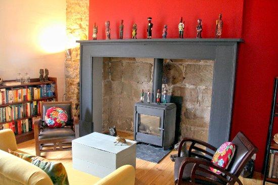 Terrasson-Lavilledieu, Francja: Living room