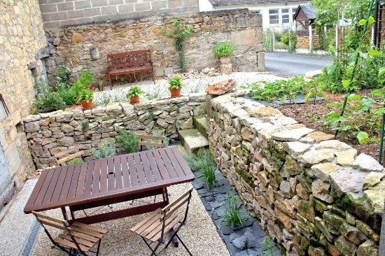 Terrasson-Lavilledieu, ฝรั่งเศส: Garden