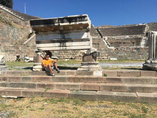 propileo - Picture of The Asklepion, Bergama - TripAdvisor