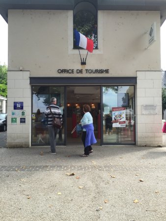 office de tourisme amboise