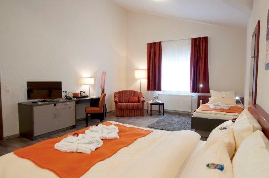 Hotel Gutshof: Familienzimmer