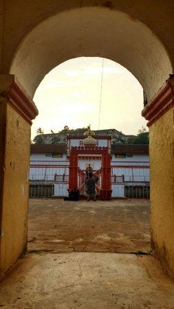 Omkareshwara Temple: Gate Crash