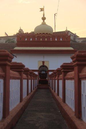 Omkareshwara Temple: Temple1
