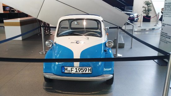 Old bmw - Picture of BMW Welt, Munich - TripAdvisor