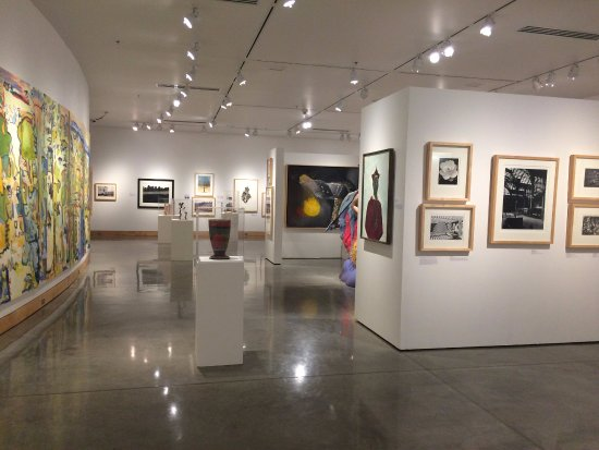 Plains Art Museum: Permanent collection