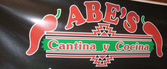 Arroyo Seco, Nuevo Mexico: Signage.
