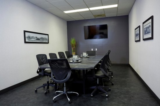 Quality Inn & Suites Hotel : Meeting Room