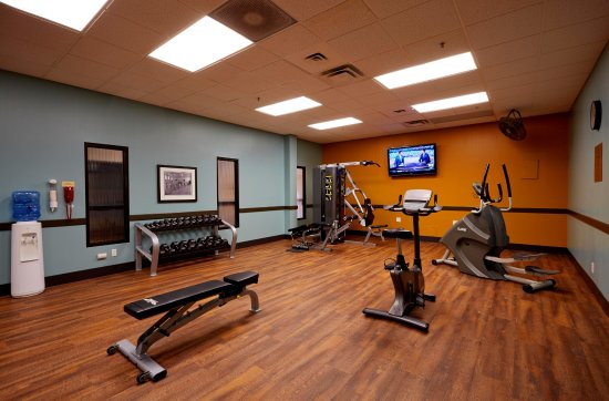 Quality Inn & Suites Hotel : Fitness Centre