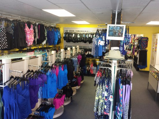 Lakefield, Canada: We are sure to have a swimsuit for everyone!