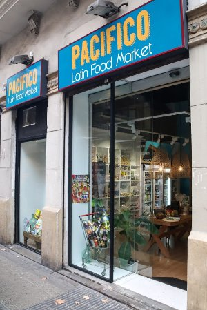Pacifico - Latin Food Market