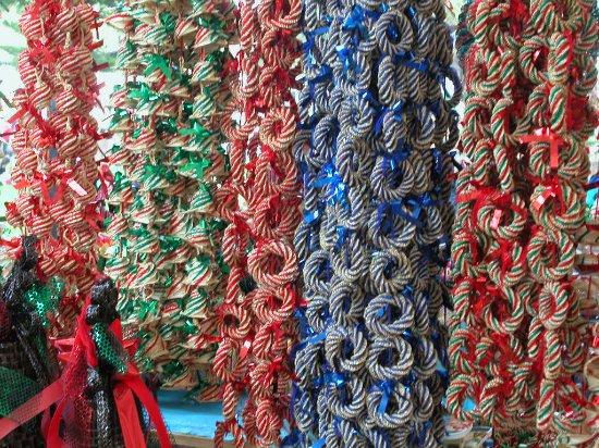 museo michoacano de las artesanias en exconvento de san francisco christmas decorations made of straw