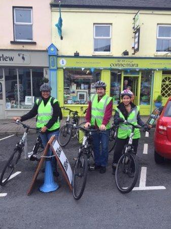 Clifden, Irlanda: off we go xx