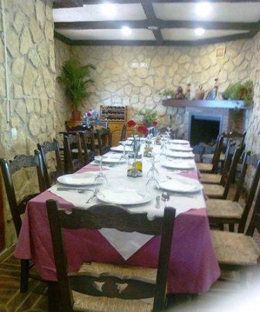 Cáñar, España: Salón Comedor