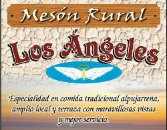 Canar, إسبانيا: Mesón Rural Los Ángeles