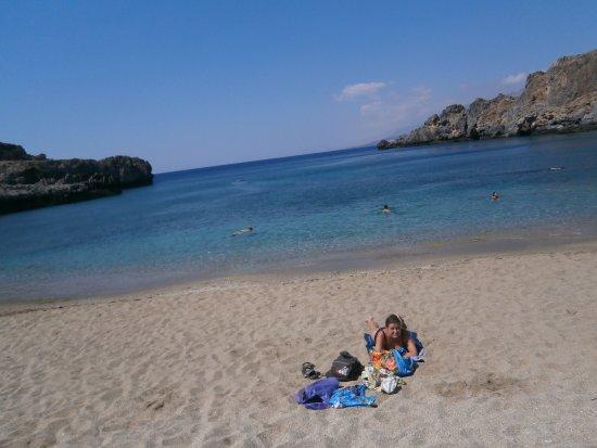 Plakias, Grecia: Merveilleux endroit