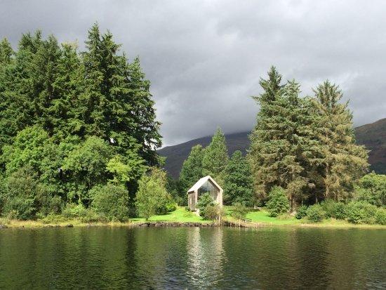 Kilchrenan, UK: The Boat House