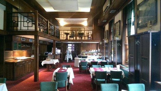 Hotel Brioni: Frühstücksraum