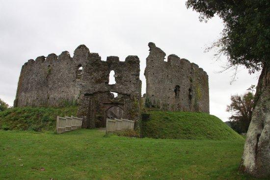 Lostwithiel, UK: Restormel Castle