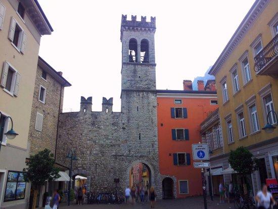 St michaels gate from the north foto di porta san - San michele a porta pia ...