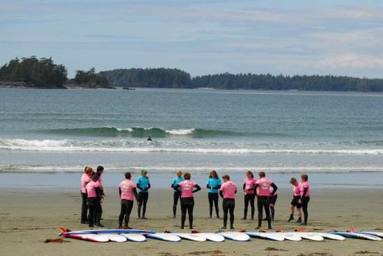 Surf Sister Surf School: Surfing at North Chestermans