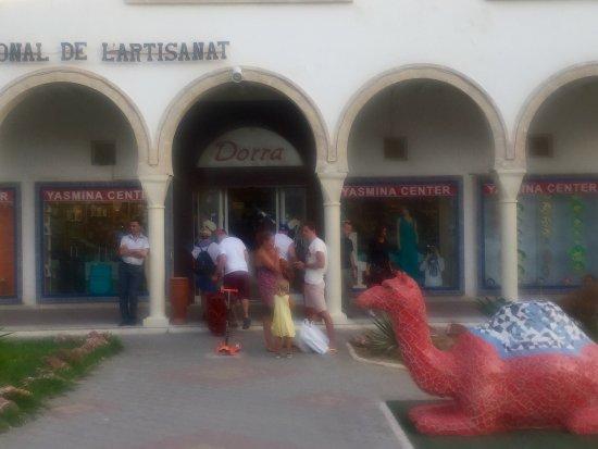 Yasmina Shopping Center