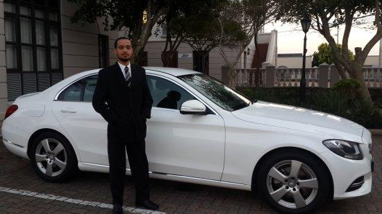 Port Elizabeth, Sudáfrica: Chauffeur Service