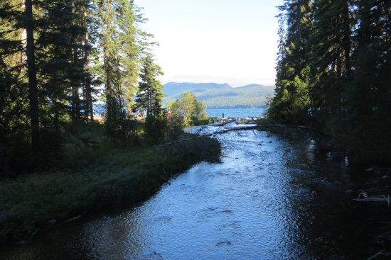 Crescent Lake, Oregon: Odell Lake Lodge, OR