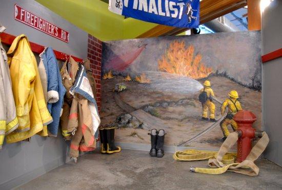 ซานตามาเรีย, แคลิฟอร์เนีย: Firestation