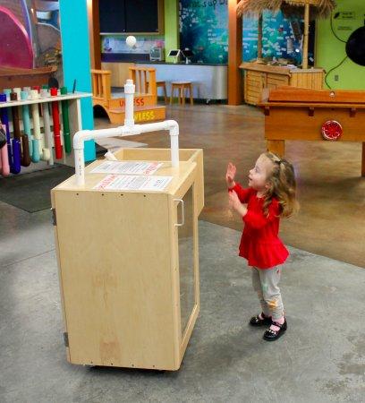ซานตามาเรีย, แคลิฟอร์เนีย: Exploratorium science exhibits