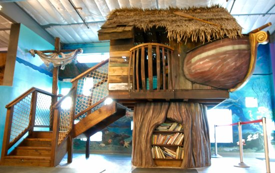 Santa Maria, Californie : Discovery Tree House