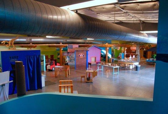 Santa Maria, Kalifornien: 13,000 square feet of learning fun