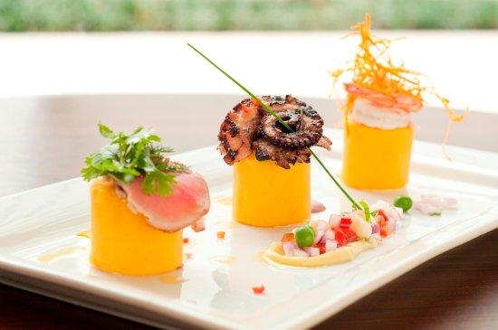 Hotel Atton San Isidro: Deliciosa Causa del Restaurante Chabuca