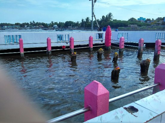 Navagrahas in water - Reviews, Photos - Navagraha Temple