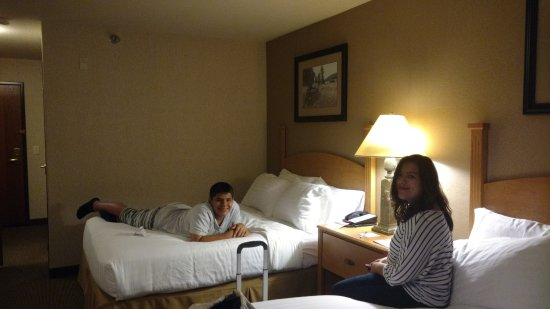 Foto Holiday Inn Express Custer