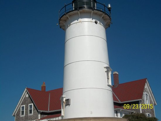 Woods Hole, MA: light